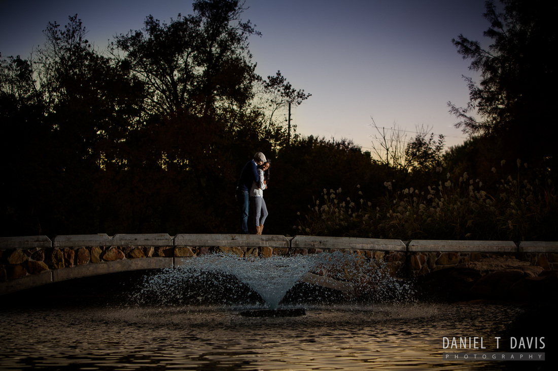 Oyster Creek Park Engagement Photos