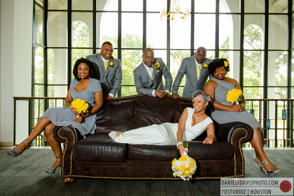 African American Wedding Photographer