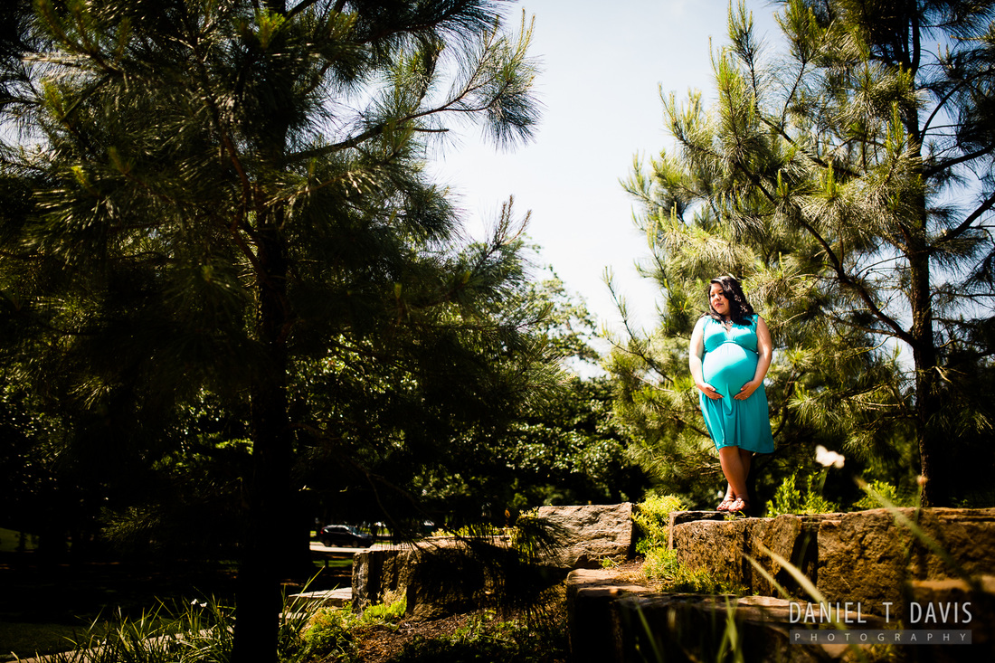 MCGOVERN CENTENNIAL GARDENS MATERNITY PHOTOS