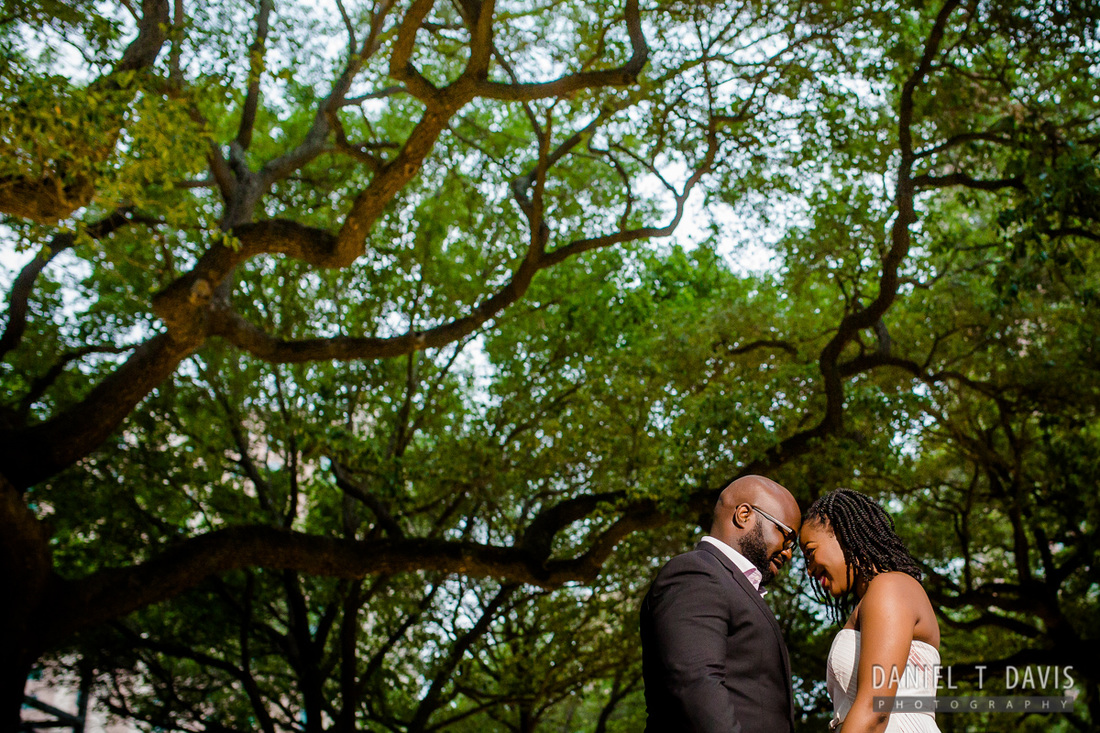 Traditional Nigerian Engagement Photos in Houston