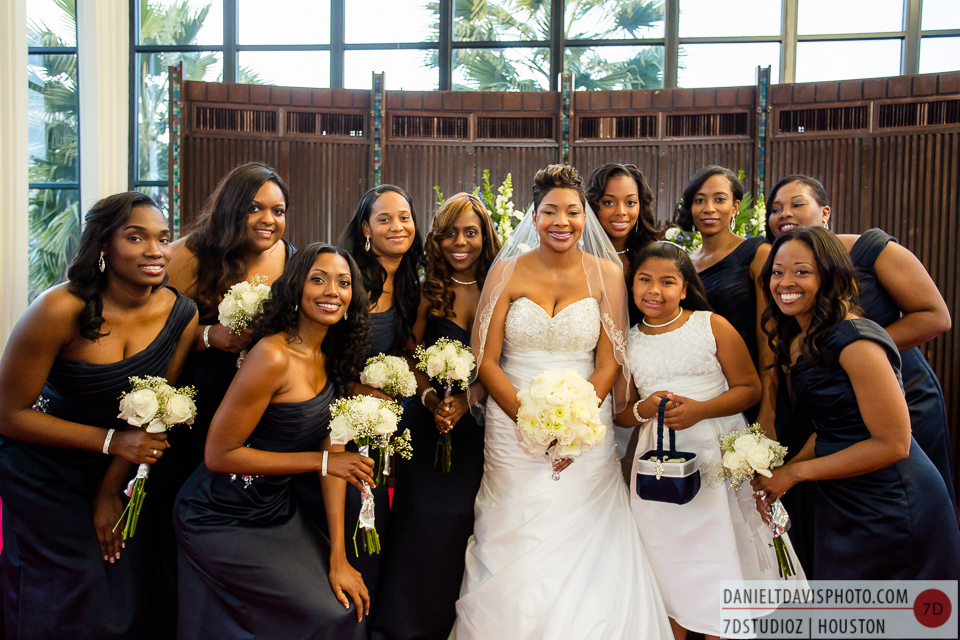 University of Houston Wedding