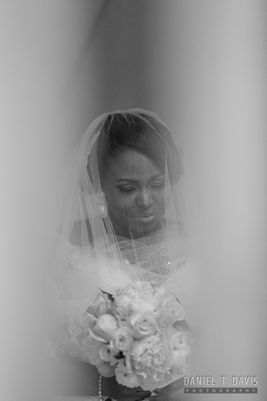 African American Bridal Photos