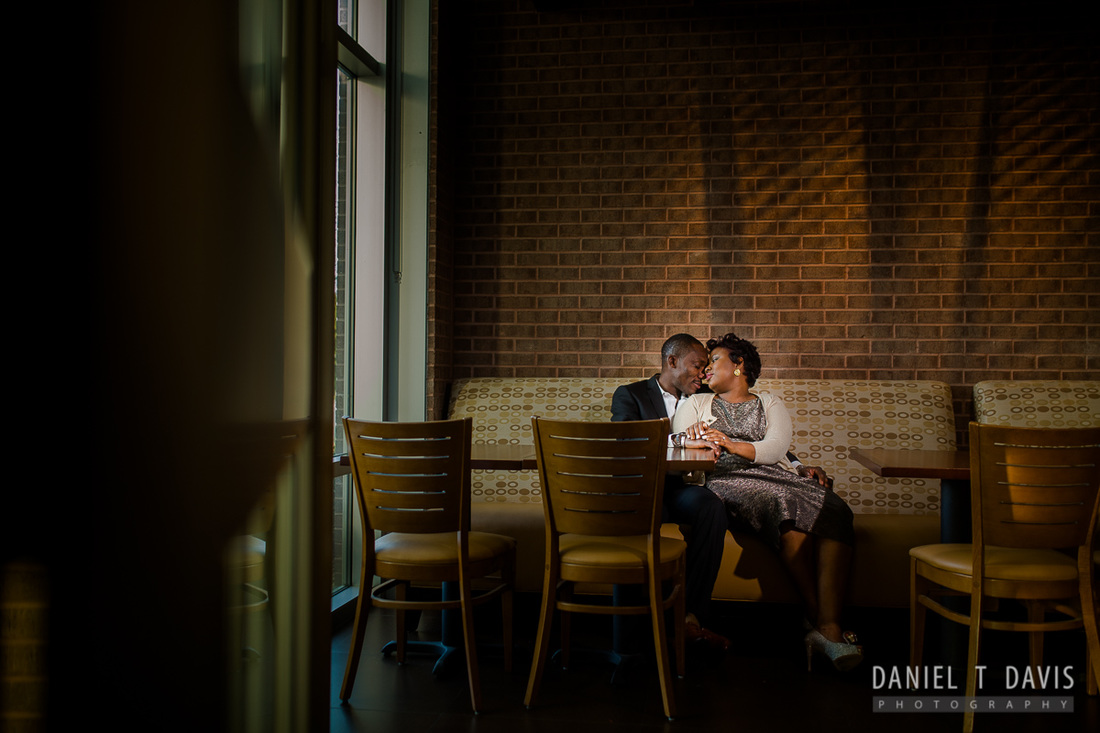 Sugarland Texas Hotel Engagement Photos