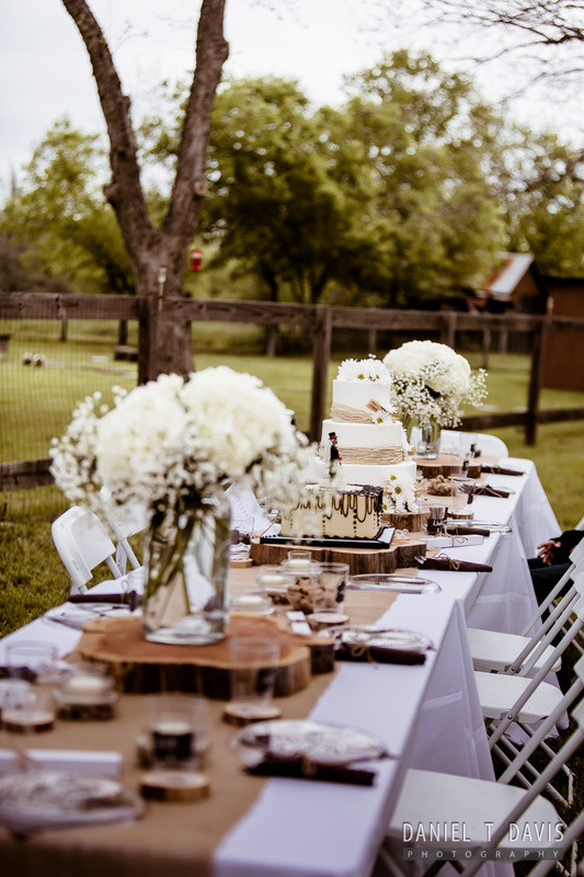 Houston Ranch Wedding