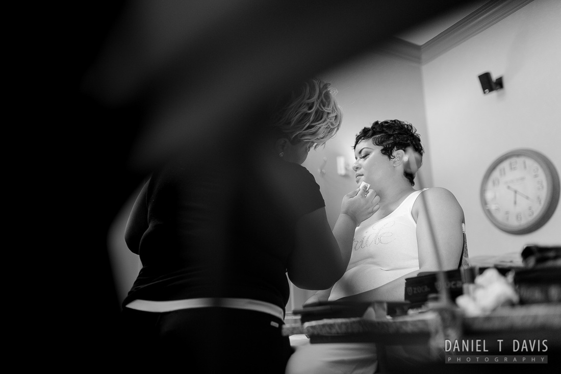 Make Me Over Mua Angel Fields Wedding