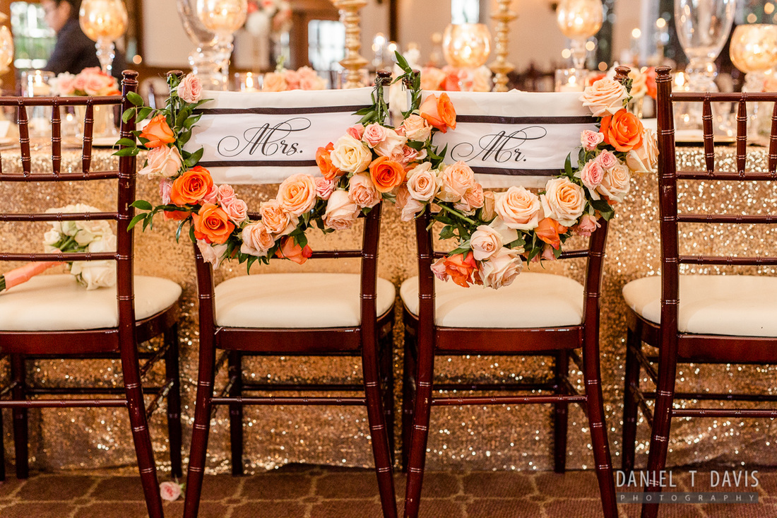 The Parador Houston Wedding