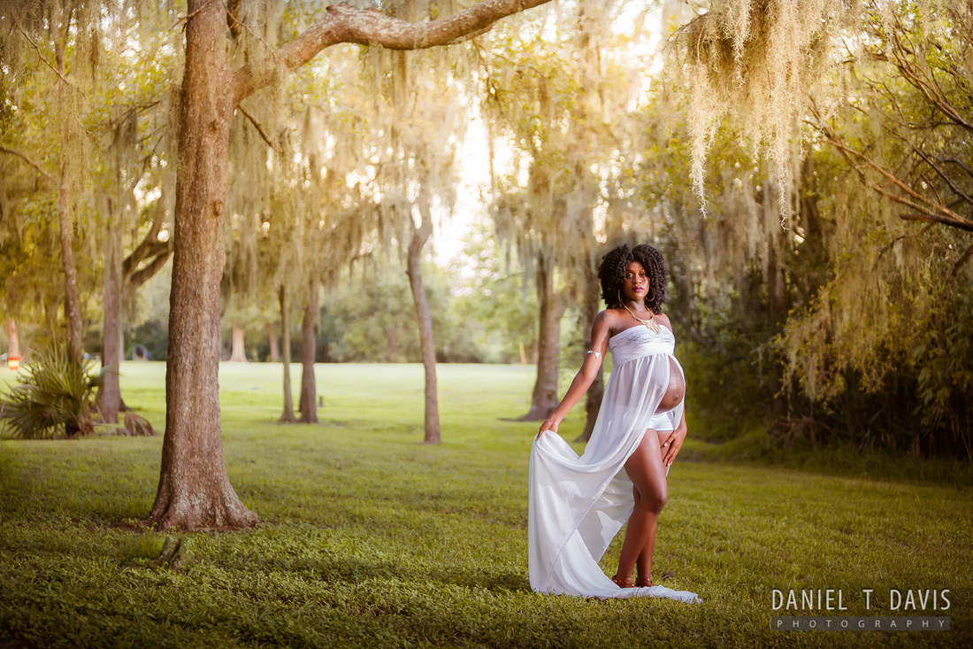 Maternity Photo Locations in Houston