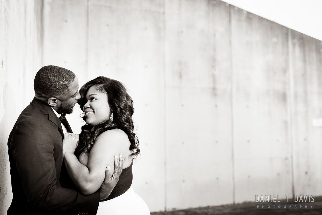African American Wedding Photographer in Houston