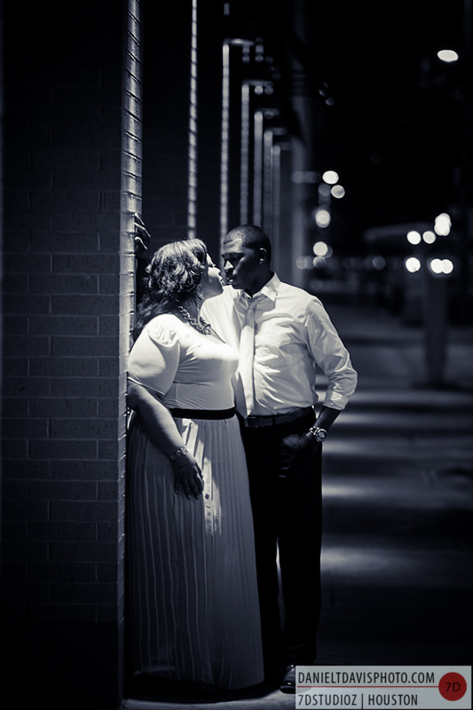 GREENSTREET DOWNTOWN ENGAGEMENT PHOTOS