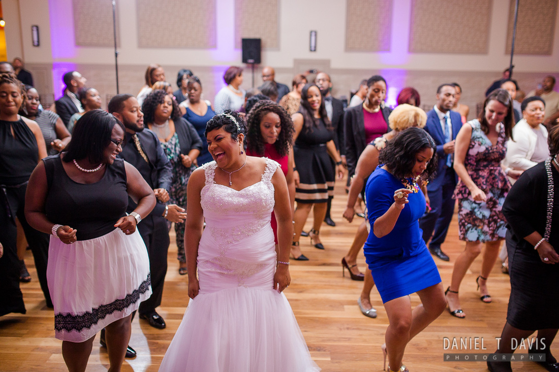 Fun Wedding Photographers in Houston