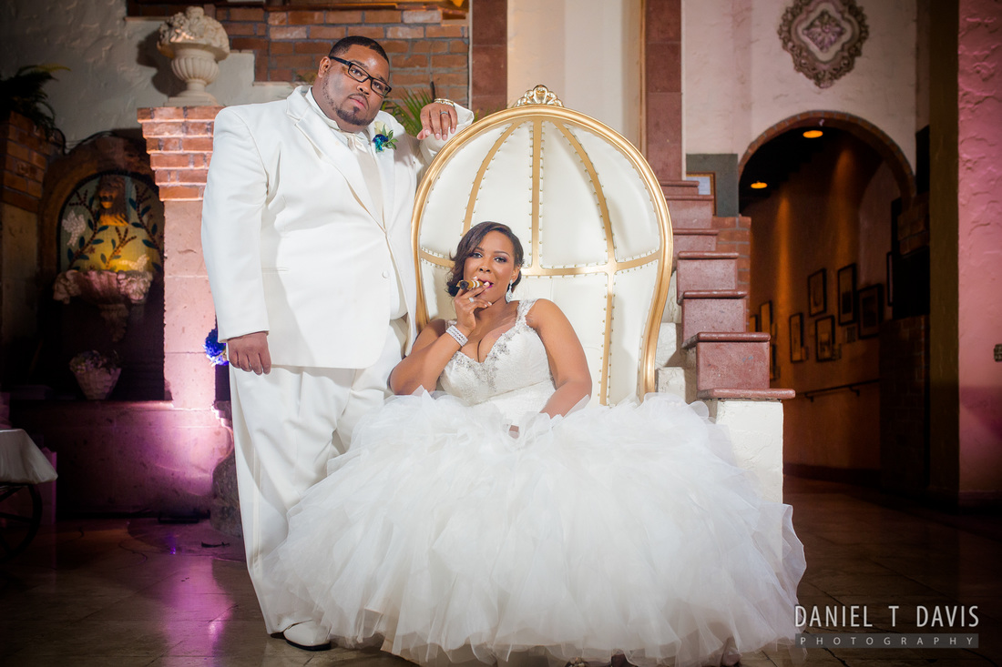 Las Velas Houston Wedding