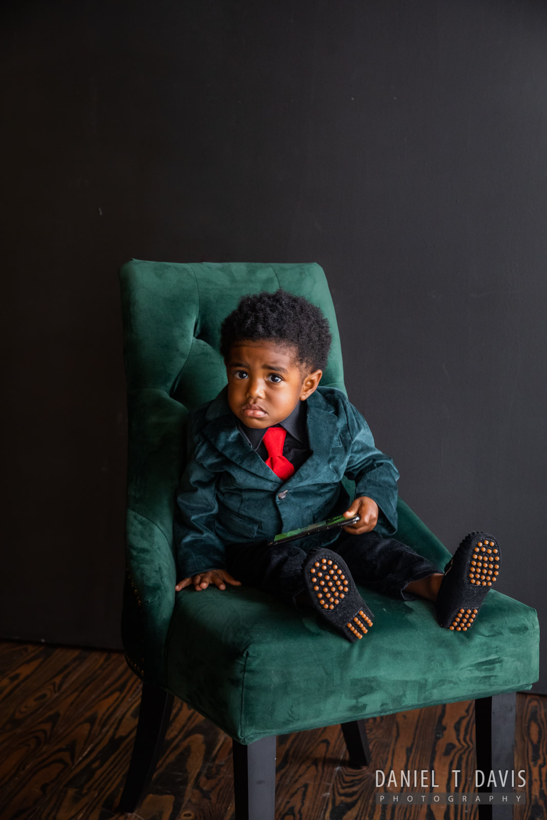 African American Baby Photographer in Houston