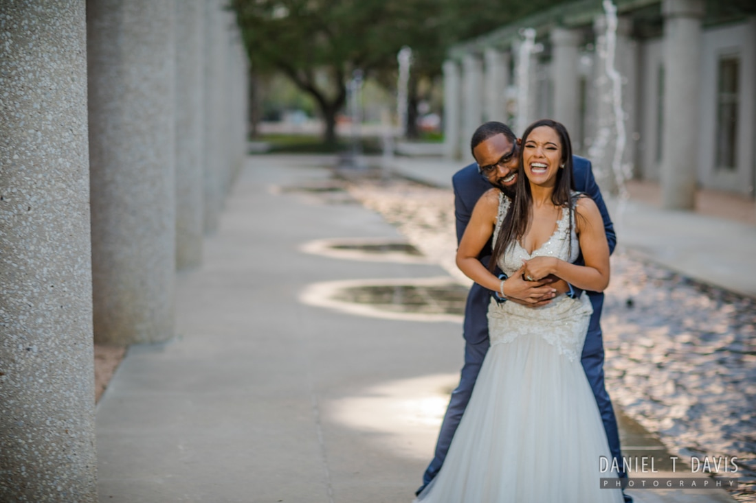 Sugar Land Courthouse Wedding