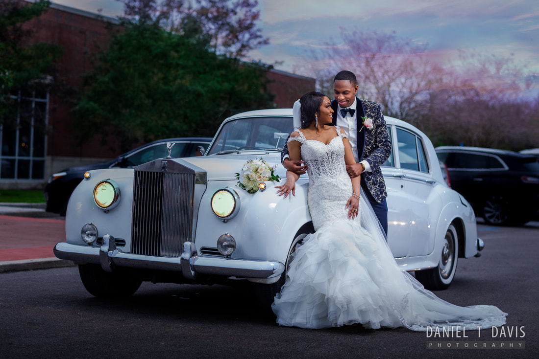 African American Wedding Photographer in Baton Rouge