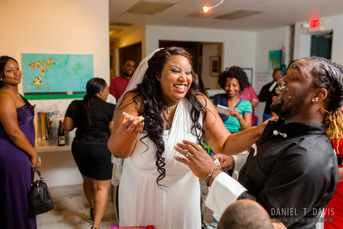 African American Wedding Photographers in Conroe