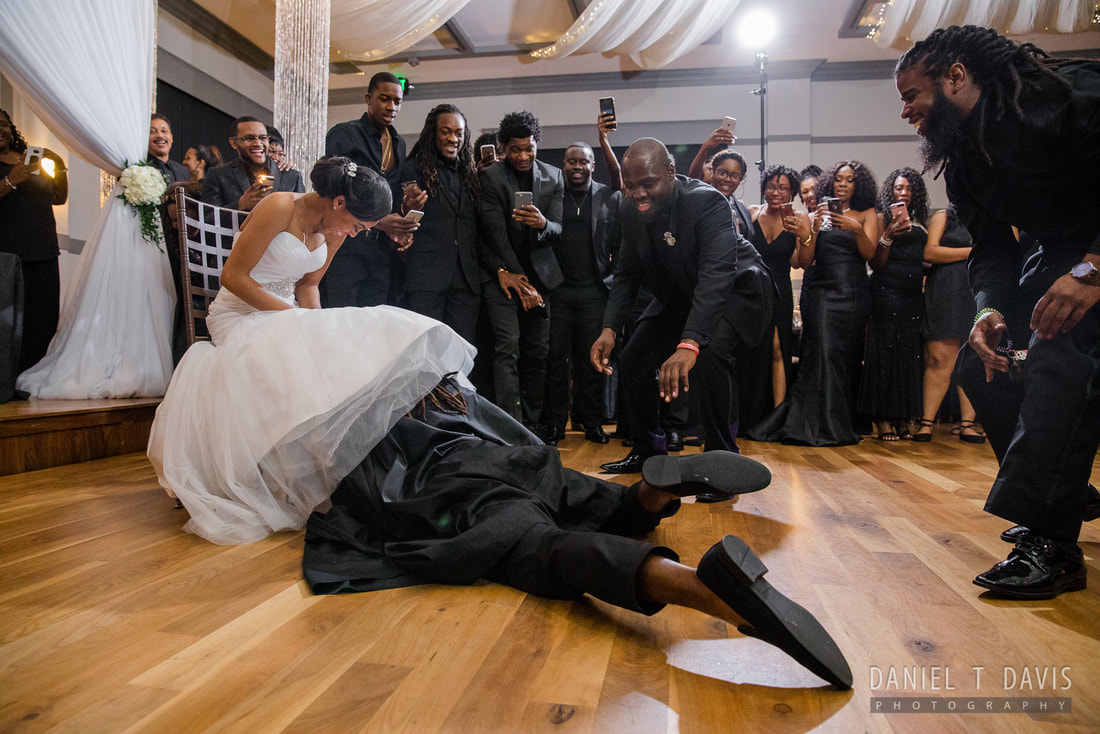 African American Wedding Photographers in Orlando