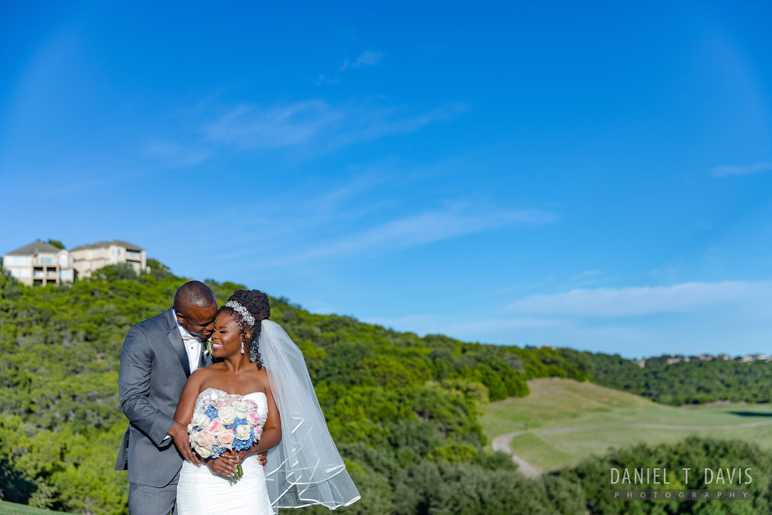 African American Wedding Planner in Austin