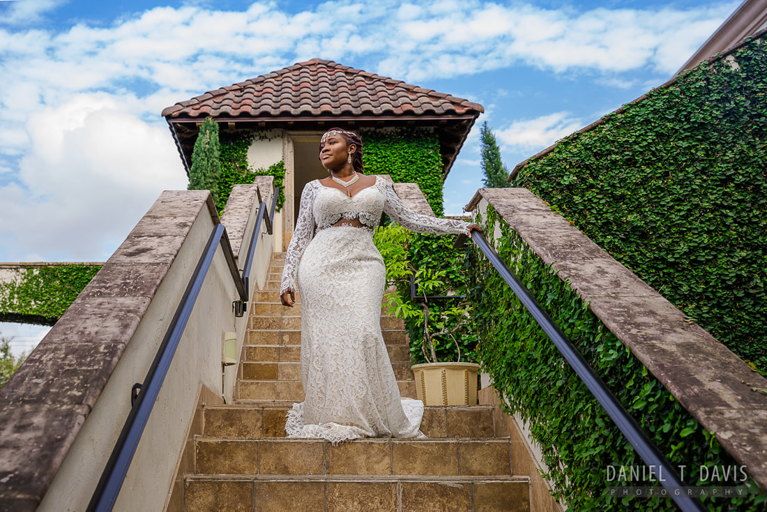 Bridal Photo Locations in Houston