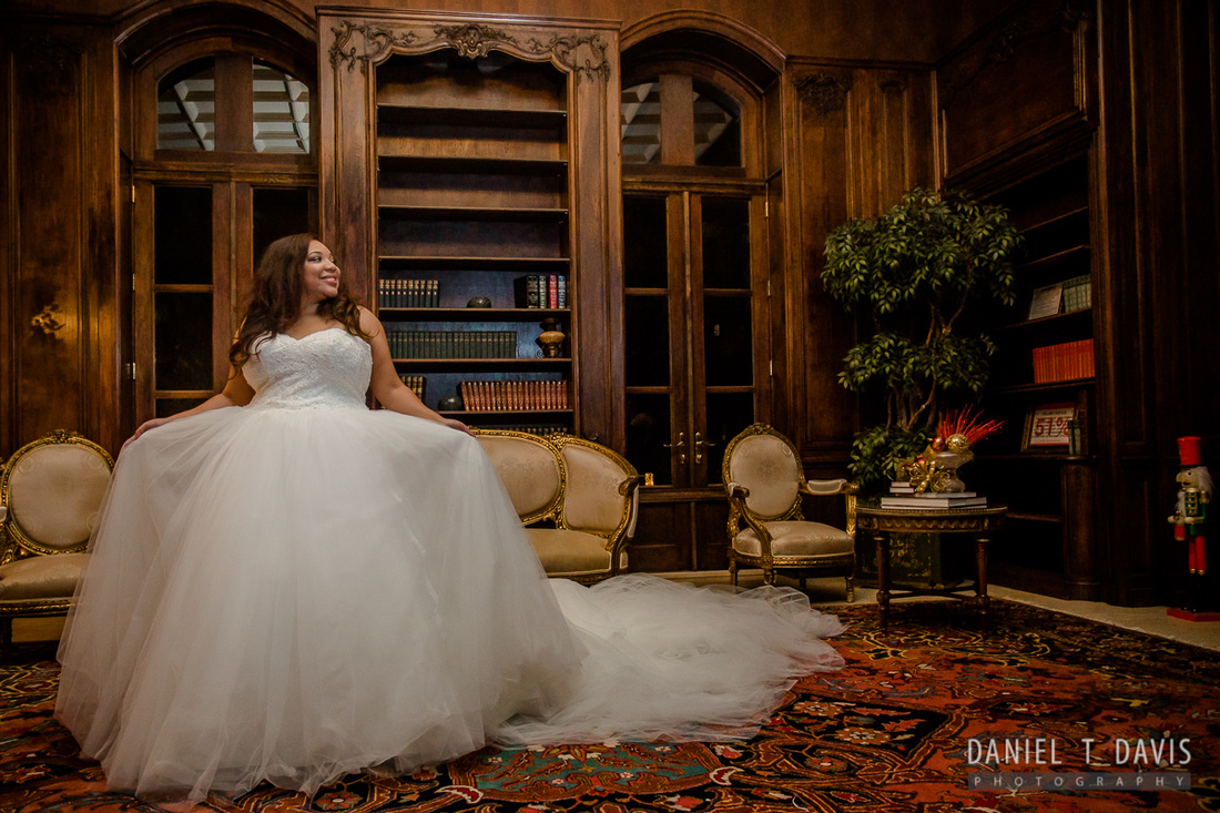 Chateau Cocomar Houston Wedding Photographer