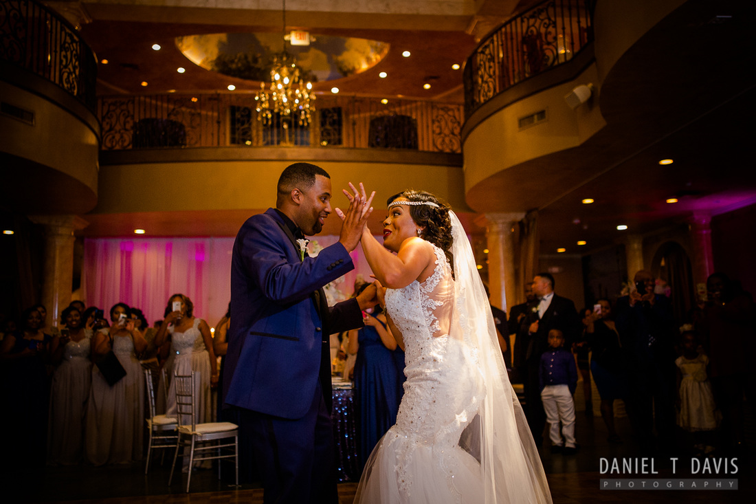 Chateau Polonez Houston Wedding
