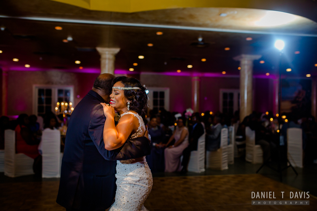 Chateau Polonez Houston Wedding Reception