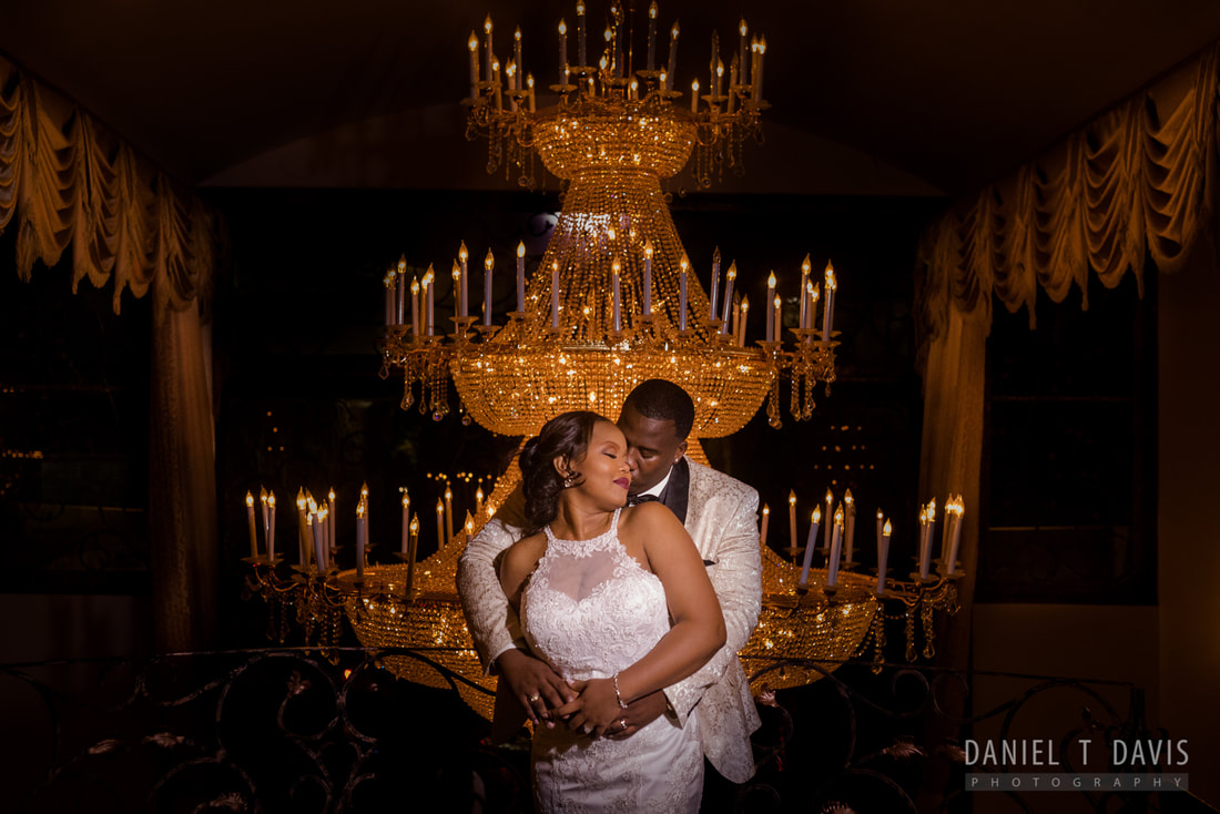 Enchanted Cypress Ballroom Wedding
