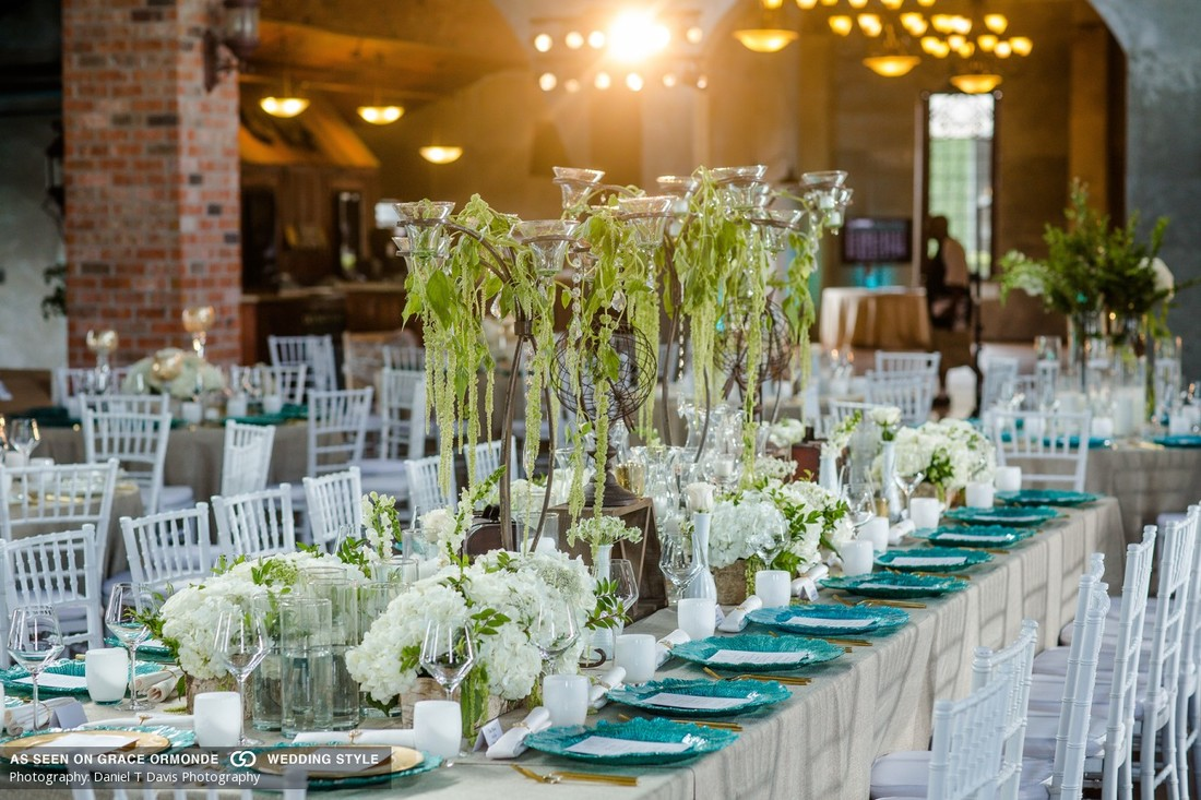Grace OrMonde Wedding Daniel T Davis Photography