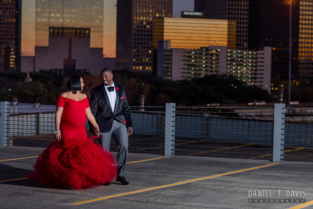 African American Maternity Photographers in Houston