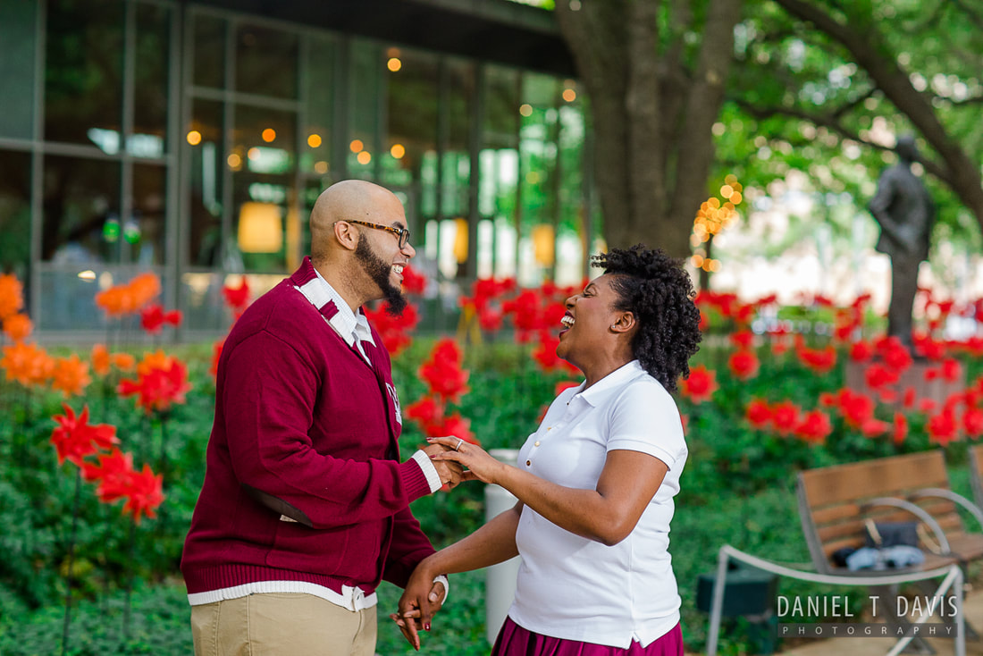 HBCU Engagement Photos