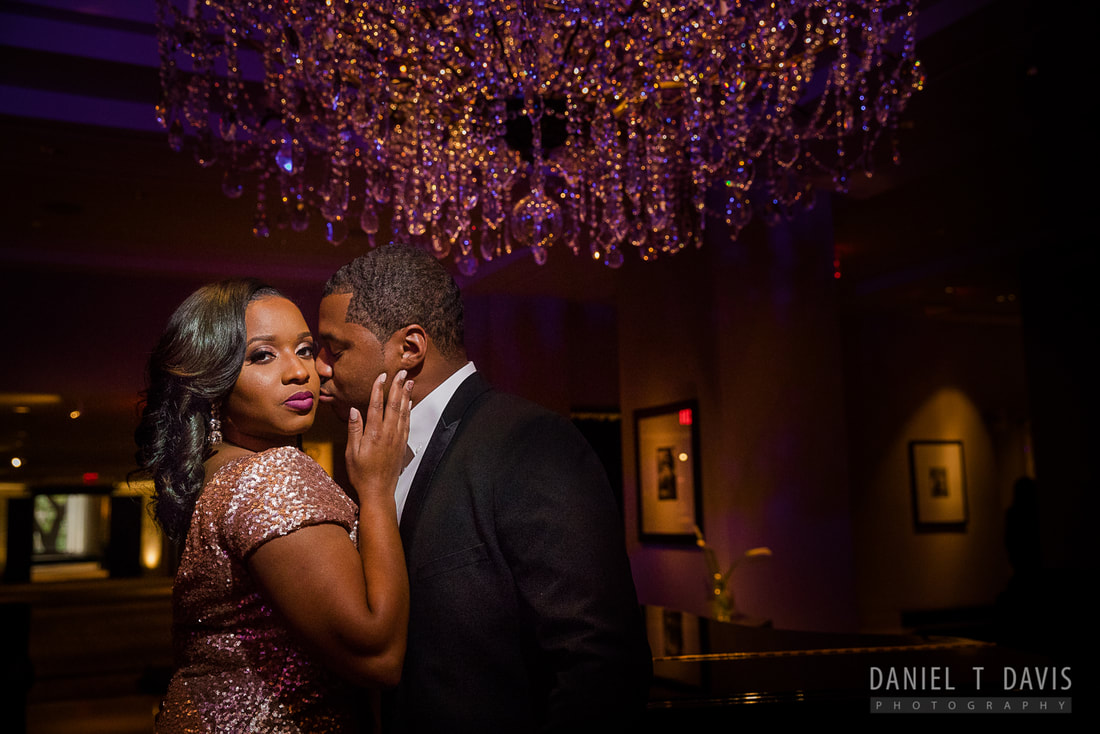 Hotel Zaza Houston Engagement Photos