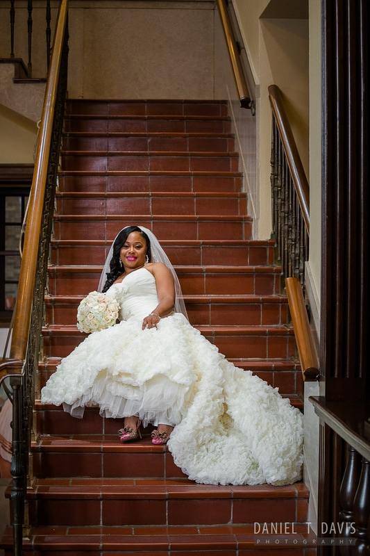 African American Wedding Photographers in Dallas