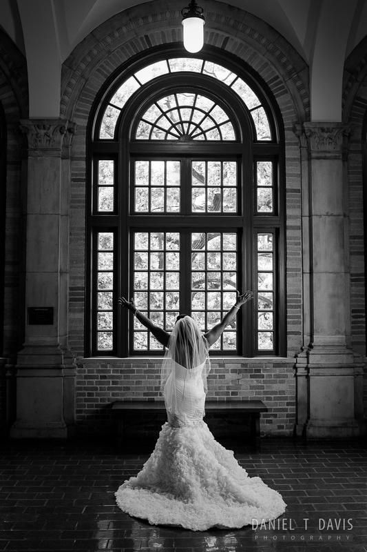 Houston Bridal Photo Locations