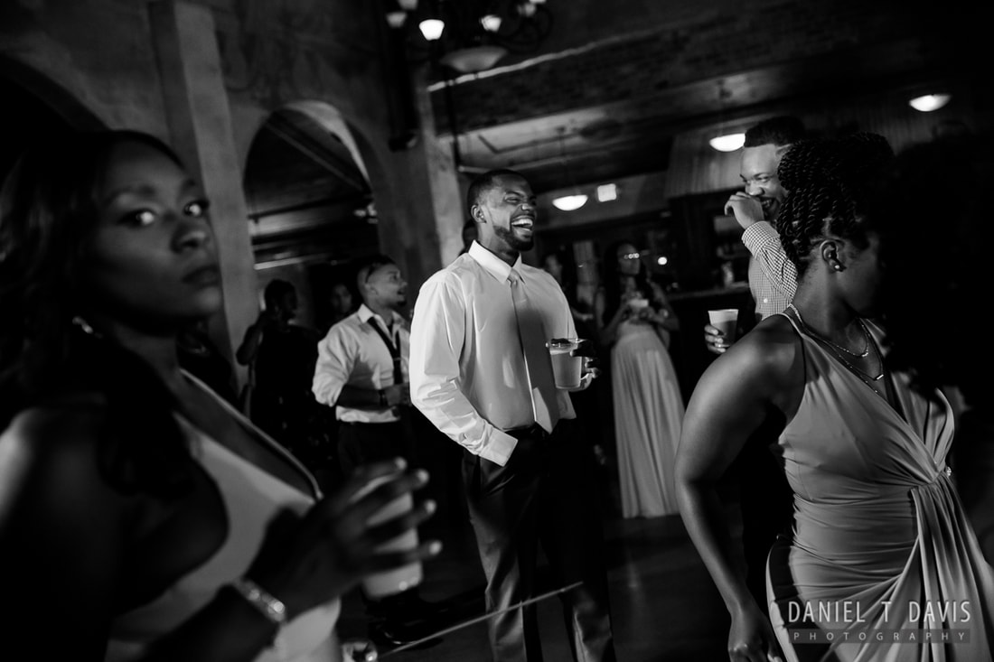 African American Wedding Photographer in Fort Worth
