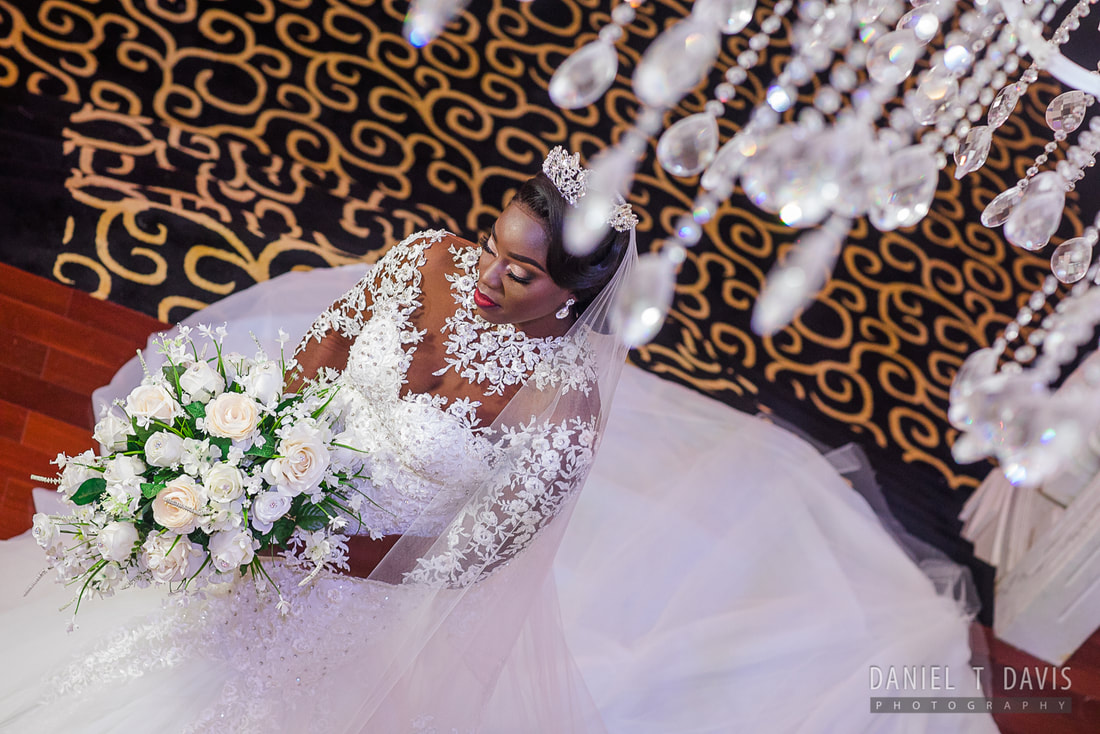 African American Wedding Videographer in Houston