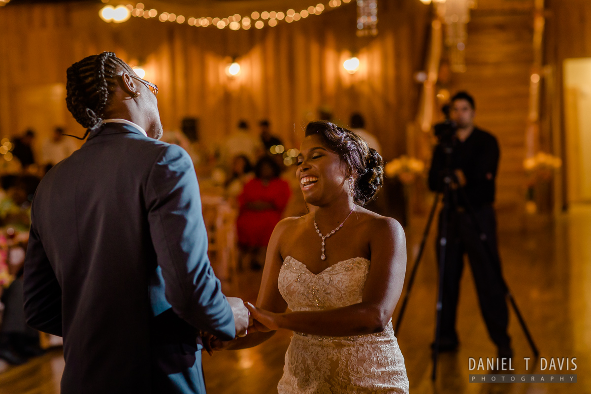 Black Wedding Photographers in Texas